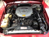 Picture of 1985 Mercedes-Benz SL-Class 500SL, engine