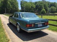 1989 Mercedes-Benz 420-Class Overview