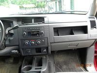 Picture of 2010 Dodge Dakota Bighorn/Lonestar Crew Cab 4WD, interior