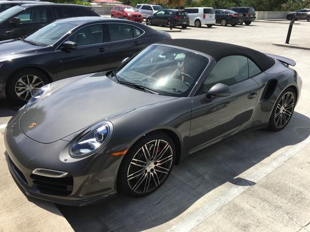 2016 Porsche 911 Overview Cargurus