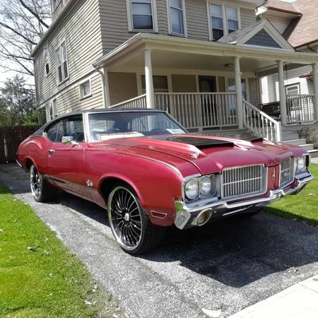 Picture of 1971 Oldsmobile Cutlass