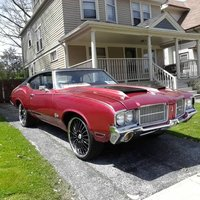 1971 Oldsmobile Cutlass Picture Gallery
