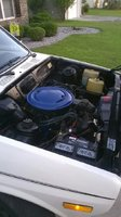Picture of 1979 Ford Fiesta, engine
