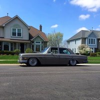 1972 Mercedes-Benz 280 Picture Gallery