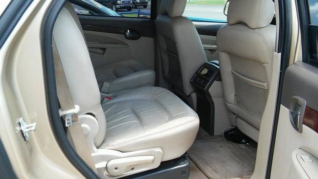 Buick Rendezvous Cxl Pic X on 2007 Buick Lacrosse Cxl Interior