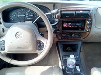 Picture of 2001 Mercury Mountaineer 4 Dr STD AWD SUV, interior