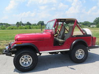 1980 Jeep CJ5 Overview
