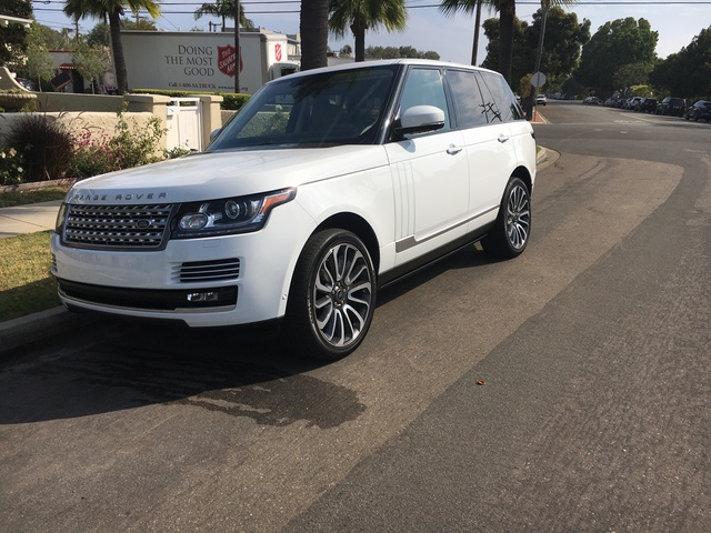 Picture of 2015 Land Rover Range Rover Autobiography