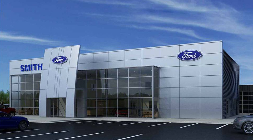 Smith Ford Used Cars Conway Ar