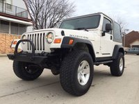 Picture of 2003 Jeep Wrangler Rubicon, exterior