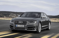 2017 Audi S8, Front-quarter view., exterior, manufacturer, gallery_worthy