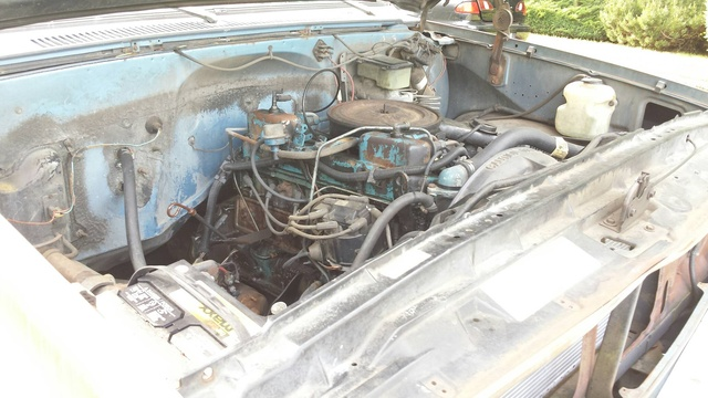 Picture of 1985 Chevrolet C10 Base, engine