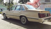 1982 Mercury Marquis Overview