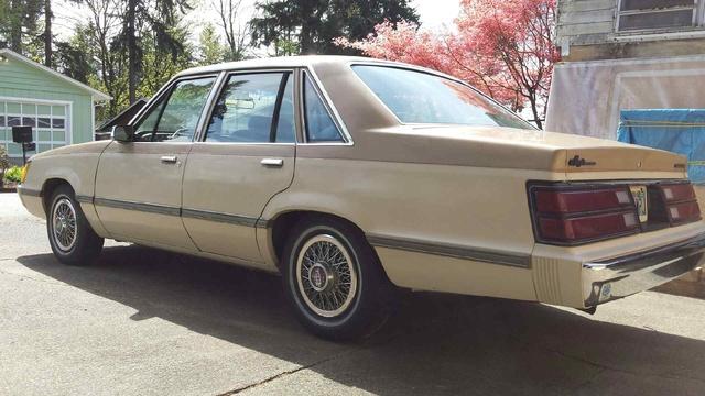 Picture of 1982 Mercury Marquis