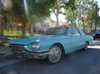 1964 Ford Thunderbird Picture Gallery