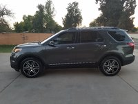 Picture of 2015 Ford Explorer XLT, exterior, gallery_worthy