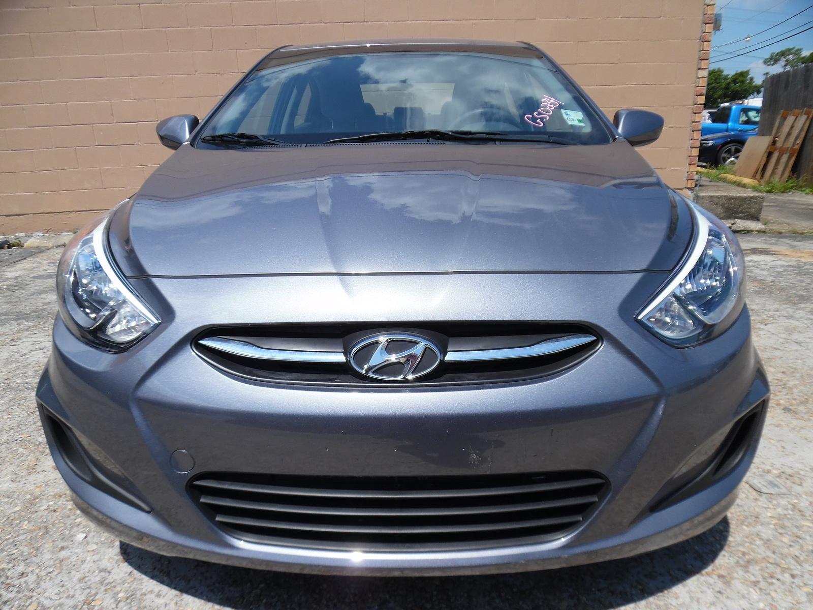 Picture of 2016 Hyundai Accent GLS