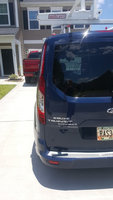 Picture of 2015 Ford Transit Connect Wagon Titanium w/ Rear Liftgate, exterior