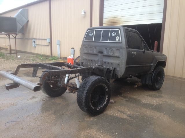 Picture of 1984 Toyota Pickup 2 Dr SR5 4WD Standard Cab SB, exterior, gallery_worthy
