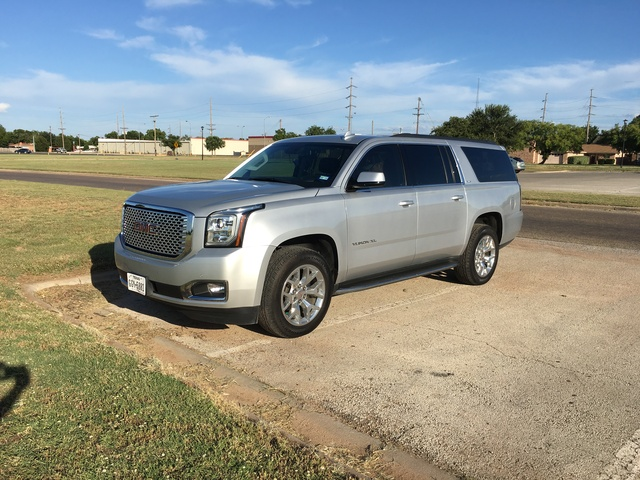 Picture of 2015 GMC Yukon XL 1500 SLE, exterior, gallery_worthy