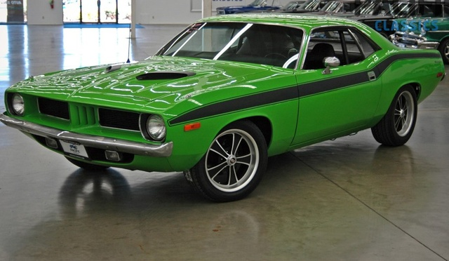 Picture of 1973 Plymouth Barracuda