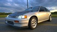 Picture of 1989 Honda Civic CRX 2 Dr STD Hatchback, exterior