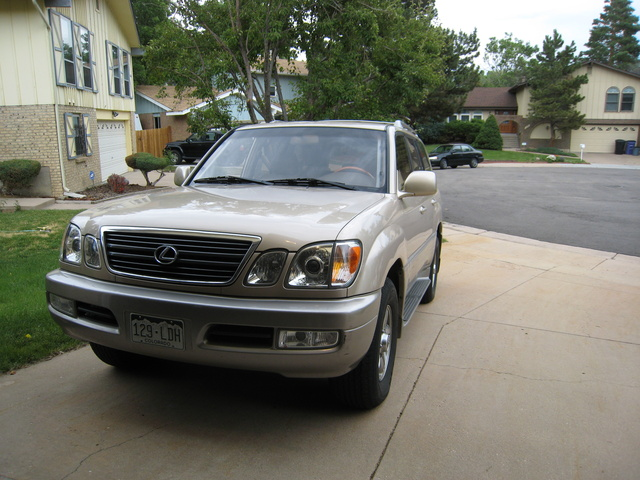 Picture of 2001 Lexus LX 470 4WD