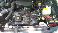 Picture of 1999 Subaru Forester L, engine