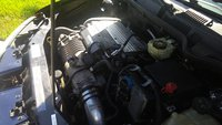 Picture of 2007 Saturn ION Red Line Base, engine