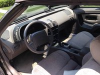 Picture of 1991 Chrysler Le Baron 2 Dr Highline Convertible, interior