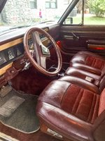 Picture of 1988 Jeep Grand Wagoneer 4 Dr STD 4WD SUV, interior