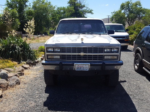 Picture of 1991 Chevrolet Suburban V1500 4WD