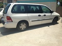 2003 Ford Windstar Cargo Overview