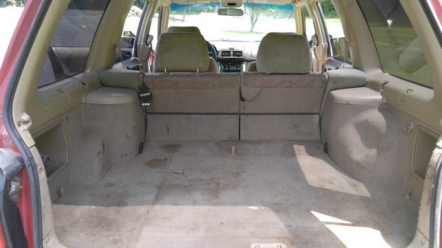 Picture of 2002 Subaru Forester L, interior, gallery_worthy