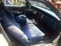 Picture of 1990 Buick Regal Limited Coupe FWD, interior, gallery_worthy