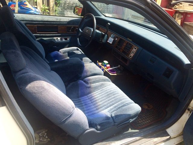 Picture of 1990 Buick Regal 2 Dr Limited Coupe, interior
