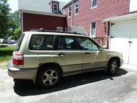 Picture of 2002 Subaru Forester L, exterior