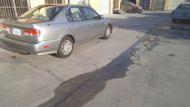 Picture of 2001 Infiniti G20 4 Dr STD Sedan, exterior