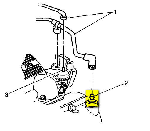 Chevrolet Malibu Questions Where Is The Pcv Valve Located On A - Where is malibu
