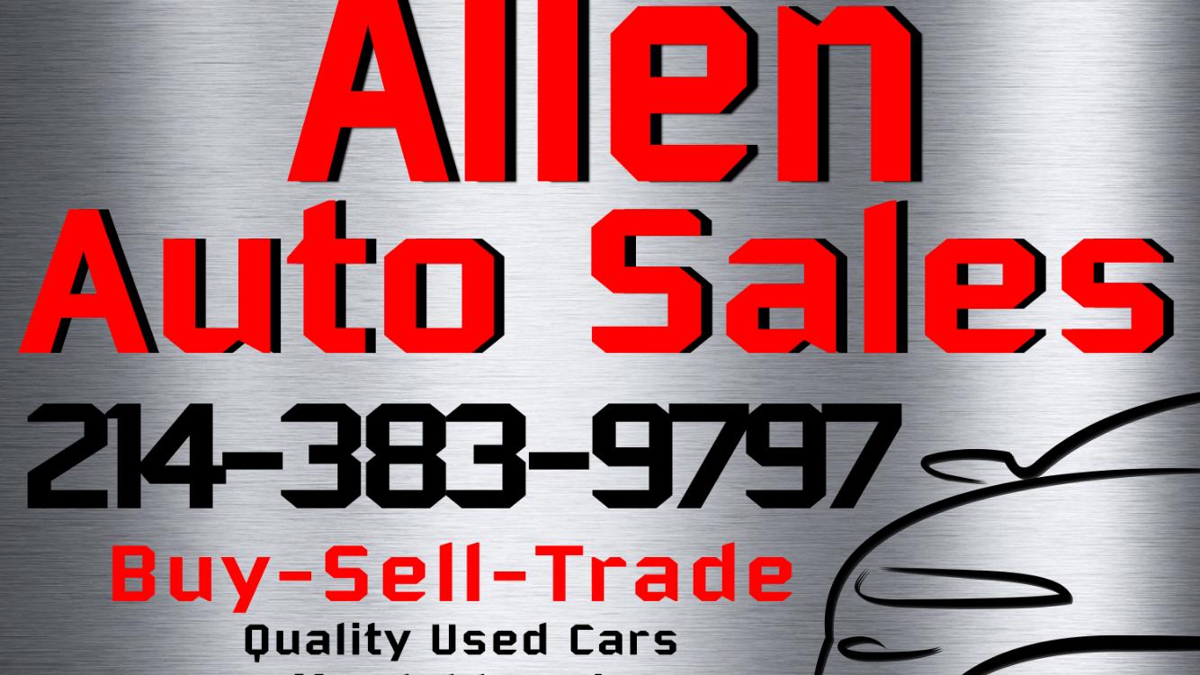 Allen Auto Sales >> Allen Auto Sales Dallas Tx Read Consumer Reviews Browse