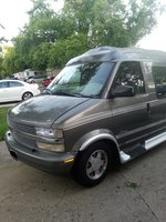 Picture of 1997 Chevrolet Astro LT Passenger Van Extended, exterior