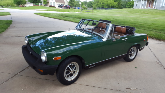Picture of 1977 MG MGB