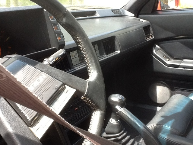 Picture of 1987 Mitsubishi Starion ESI-R 2+2 Turbo Hatchback, interior, gallery_worthy