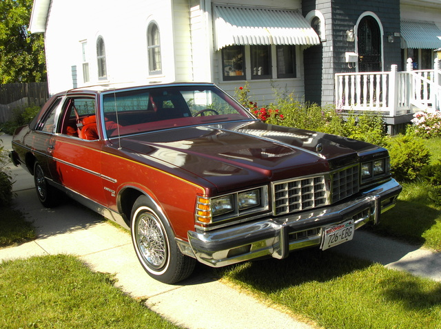 Picture of 1978 Pontiac Bonneville