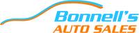 Bonnell's Auto Sales logo