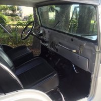 Picture of 1975 Jeep CJ5, interior