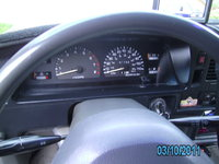 Picture of 1993 Toyota Pickup 2 Dr Deluxe 4WD Standard Cab SB, interior, gallery_worthy