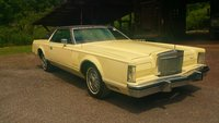 1977 Lincoln Continental Overview
