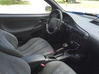 Picture of 1999 Chevrolet Cavalier 2 Dr STD Coupe, interior