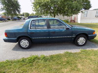 Picture of 1994 Dodge Spirit 4 Dr STD Sedan, exterior